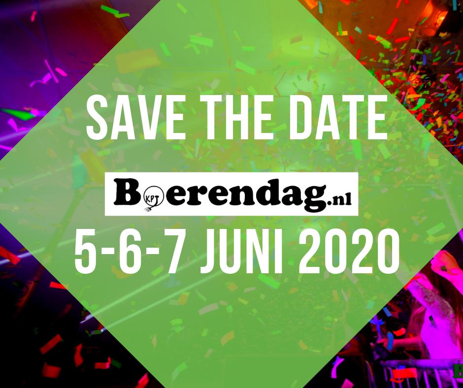 Boerendag 2020 poster